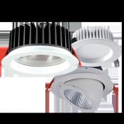 LED Downlights & Einbauleuchten