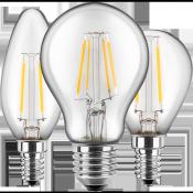 LED Retro Filament / Glas