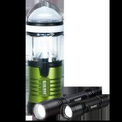 LED Taschenlampen & Campinglampen