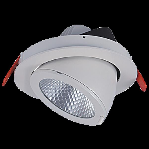 LED Downlight 20 Watt warmweiß COB