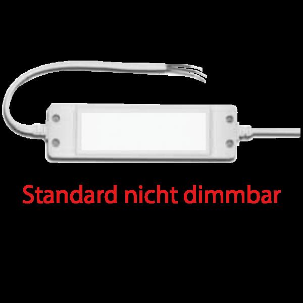LED Netzteil Standard nicht dimmbar zur Ansteuerung des LED Panels 18 Watt