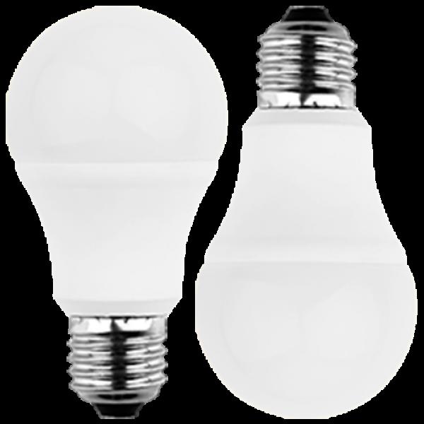 LED Lampe Birnenform 10 Watt warmweiß Promotion Doppelpack E27