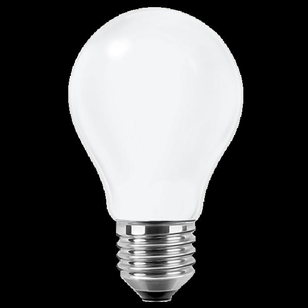 LED Filament Lampe Birnenform 7 Watt normalweiß E27