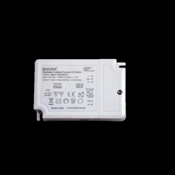 LED Netzteil Fernbedienung zur Ansteuerung des CCT LED Panels 36 Watt