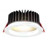LED Downlight 12 Watt warmweiß COB