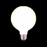 LED Filament Globelampe 95mm 7 Watt warmweiß E27