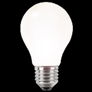 LED Filament Lampe Birnenform 4,5 Watt warmweiß E27