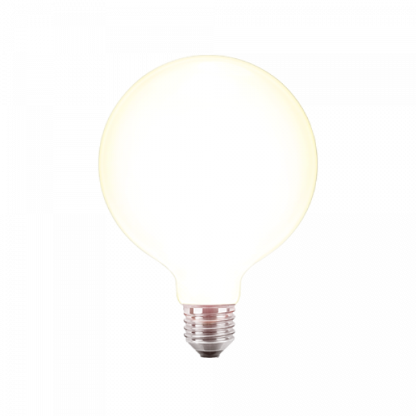 LED Filament Globelampe 95mm 7 Watt warmweiß E27