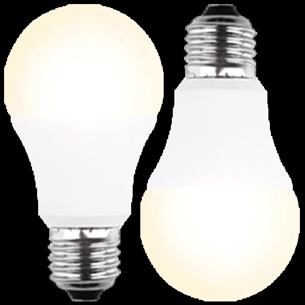 LED Lampe Birnenform 8 Watt warmweiß Promotion Doppelpack E27