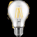 LED Filament Lampe Birnenform 7 Watt warmweiß E27