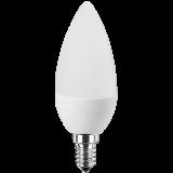 LED Lampe Kerzenform 5 Watt normalweiß E14