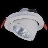LED Downlight 25 Watt warmweiß COB