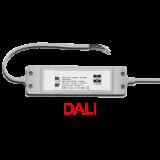 LED Netzteil DALI dimmbar zur Ansteuerung des LED Panels 36 Watt