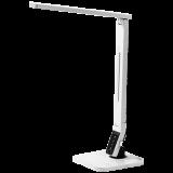 LED Schreibtischleuchte 11 Watt, mit Touchfeld und 5 Helligkeitsstufen, 4 Lichtmodi, Timer-Funktion, USB-Port, weiß