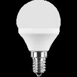 LED MiniGlobe 3 Watt warmweiß E14