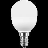LED MiniGlobe 5 Watt warmweiß E14