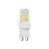 LED Stiftsockellampe 2,3 Watt warmweiß G9