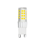 LED Stiftsockellampe 4,2 Watt warmweiß G9