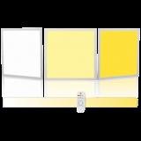 LED Panel 36 Watt CCT 620x620mm dimmbar ohne Netzteil