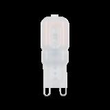 LED Stiftsockellampe 2,2 Watt warmweiß G9