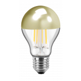 LED Filament Vintage Lampe Birnenform 7 Watt warmweiß E27