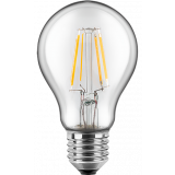 LED Filament Lampe Birnenform 8,5 Watt warmweiß E27