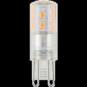 LED Stiftsockellampe 1,9 Watt warmweiß G9