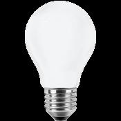 LED Filament Lampe Birnenform 8 Watt warmweiß E27
