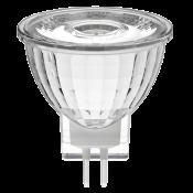 LED Strahler 2,5 Watt warmweiß MR11 (GU4)