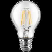 LED Filament Lampe Birnenform 9 Watt warmweiß dimmbar E27