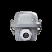 HumiLED vari 1x9W 60cm IP65 4000K