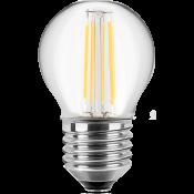 LED Filament Lampe MiniGlobe 4,5 Watt warmweiss dimmbar E27
