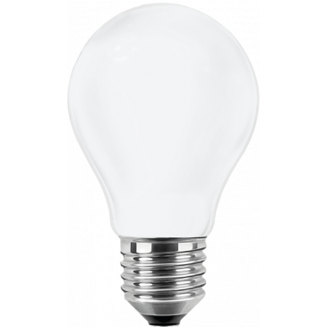 LED Filament Lampe Birnenform 8 Watt warmweiß E27