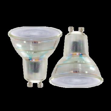 LED Strahler 4 Watt warmweiß Promotion Doppelpack GU10
