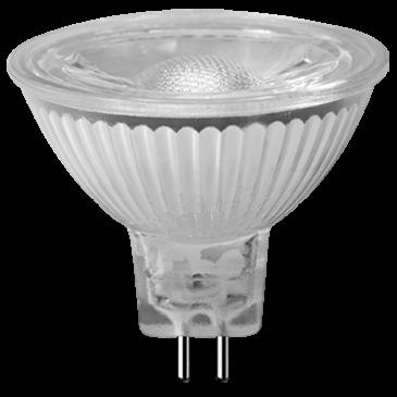 LED Strahler 5 Watt warmweiß MR16 (GU5.3)