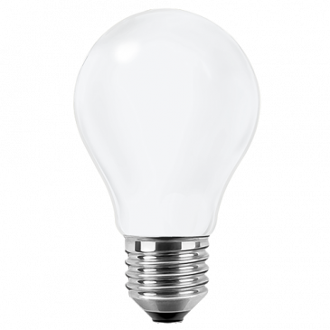 LED Filament Lampe Birnenform 7 Watt kaltweiß E27